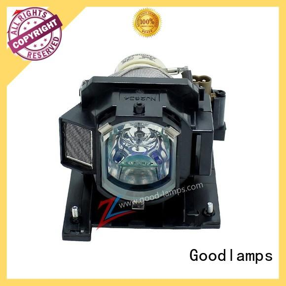 Goodlamps fine- quality hitachi projector light bulbs dt00511 for home cinema