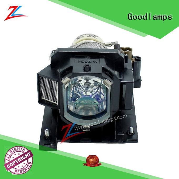 Replacement for Hitachi Cp-x605 Lamp /& Housing Projector Tv Lamp Bulb by Technical Precision