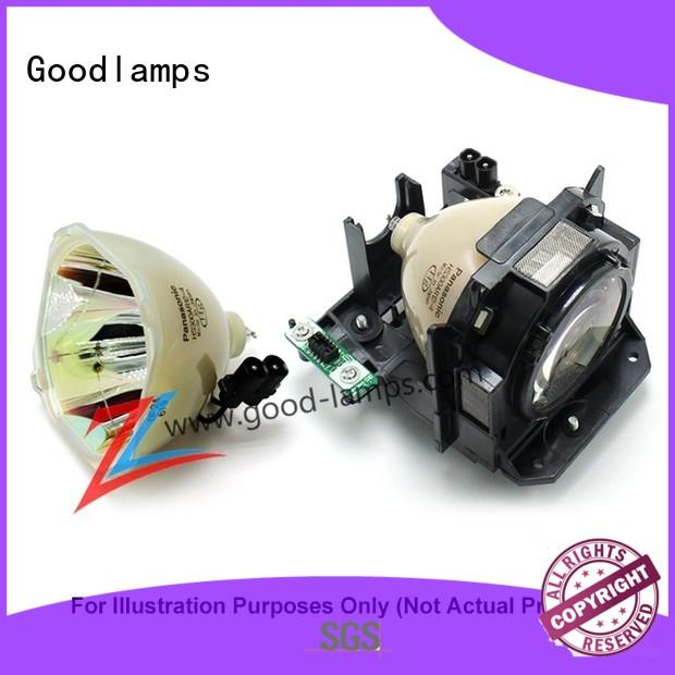 Goodlamps l1550al1551a hp projector lamp with good price for movie theatre