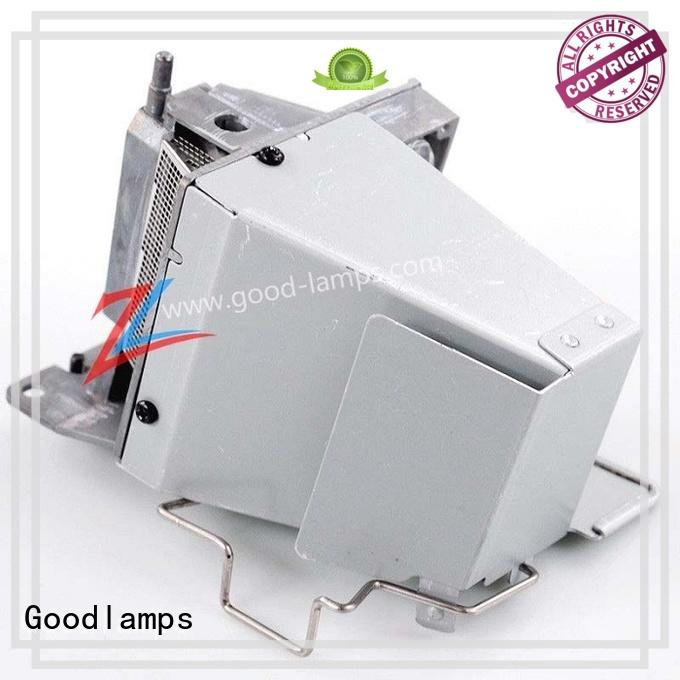 clear optoma dlp projector bulb wu515tst with good price for educational Institution (school, trainning,museum)