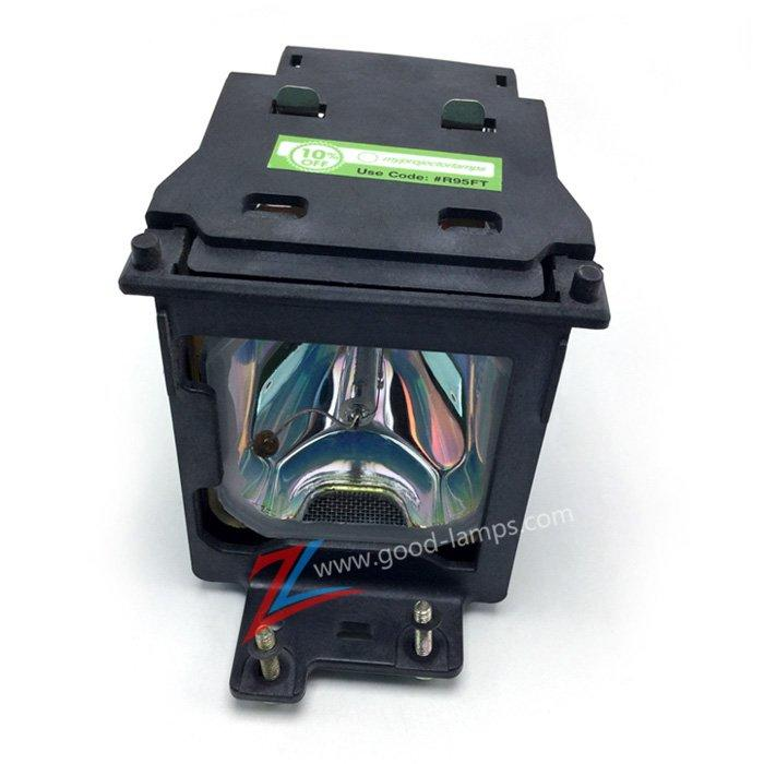 Power by Ushio PT-EX600EL Projector Replacement Lamp Assembly with Genuine OEM Original Bulb Inside for PANASONIC PT-EX600E