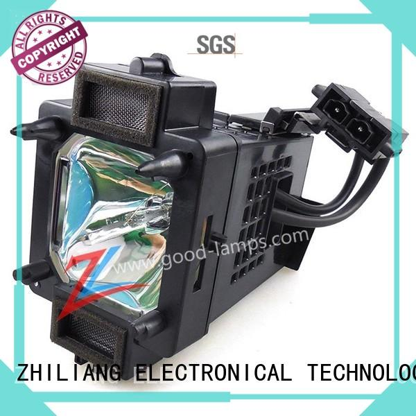 bright lamp for sony projector lmph130 factory for home cinema