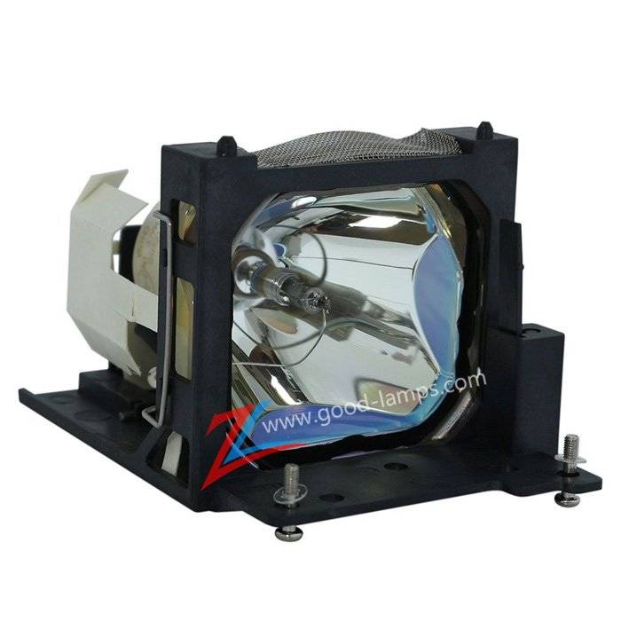 Hitachi DT01411 Projector Housing with Genuine Original OEM Bulb