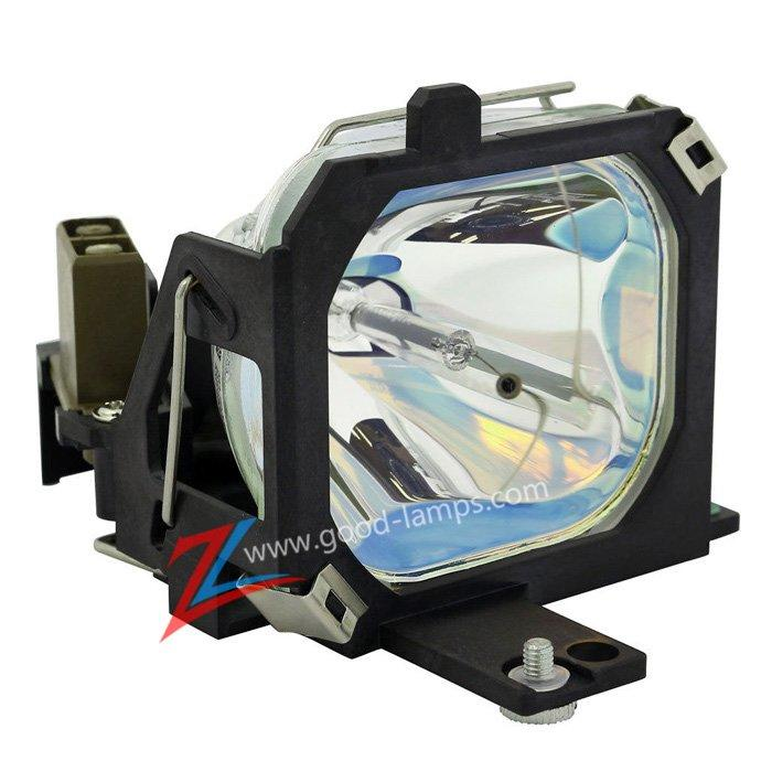 Projector Replacement Lamp Assembly with Genuine Original OEM Bulb Inside for GEHA Compact 660 Power by Philips