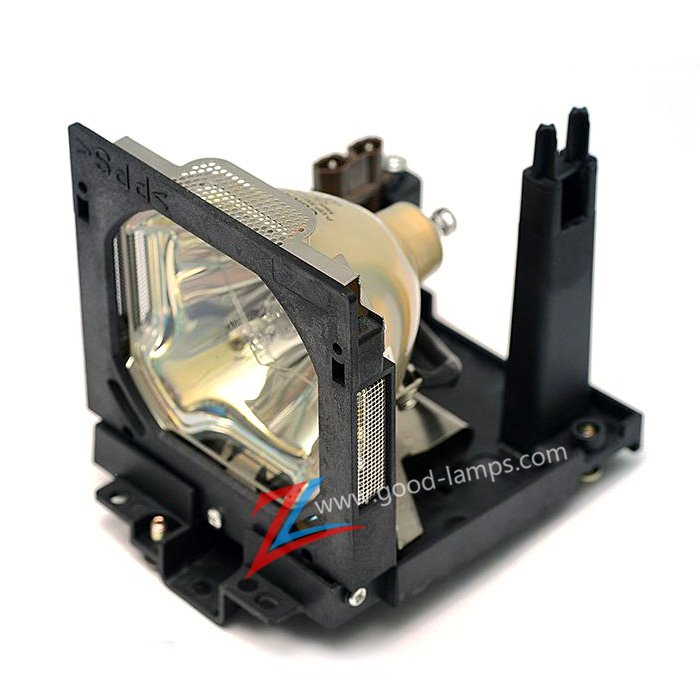 PHO Genuine Original Replacement Lamp with Housing for Sanyo PLC-XU101 PLC-XU111 Projector OEM Ushio Bulb