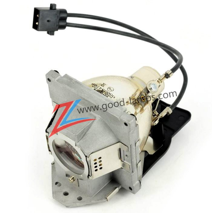 Replacement Lamp Assembly with Genuine Original OEM Bulb Inside for VIEWSONIC PJ558D Projector Power by Ushio