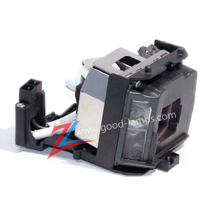 Projector Lamp Assembly with Genuine Original Phoenix Bulb Inside. PG-F15X Sharp Projector Lamp Replacement