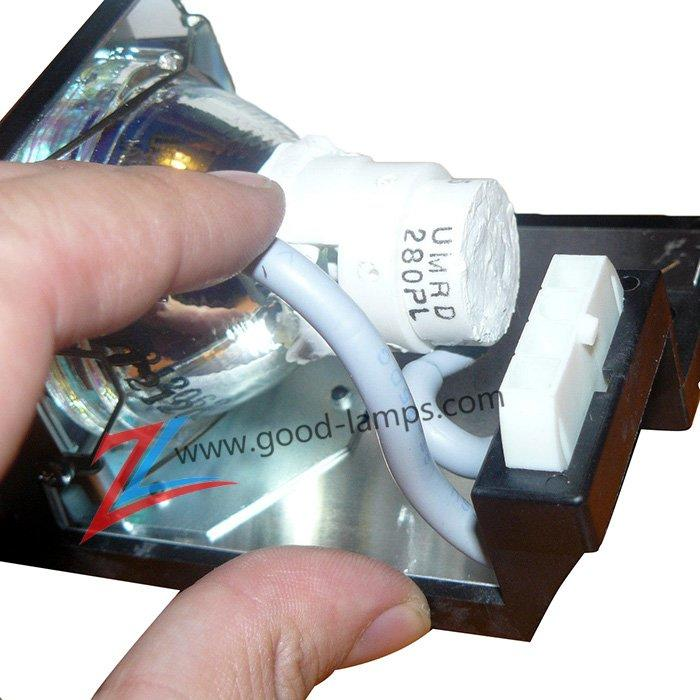 Projector lamp UP-280DC / 28-685 / 1500-0130-00 / RUPA-003600