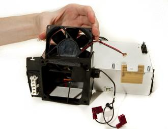 How to Replace a Fan for Your Projector