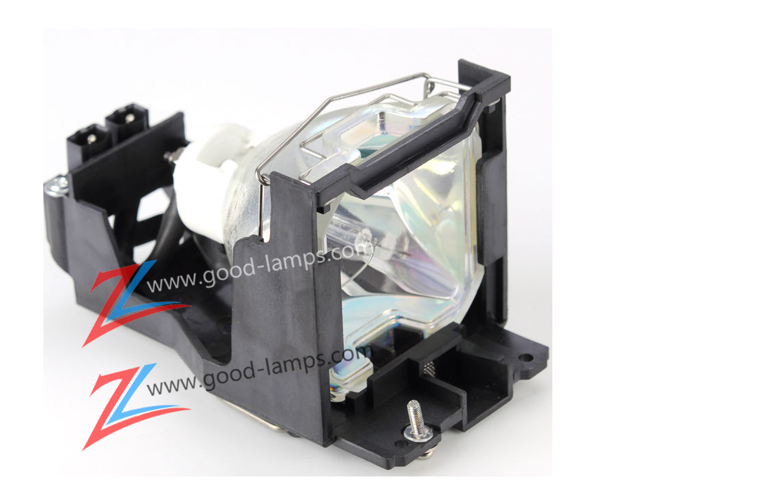 Twin Pack Replacement Lamp with Housing for PANASONIC PT-DW740U with Phoenix Bulb Inside