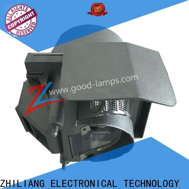 Goodlamps 72510106 dell 2400mp dlp projector lamp from China for government project