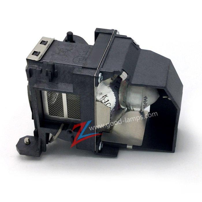Replacement Lamp with Housing for EPSON H269C with Philips Bulb Inside