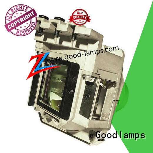 Goodlamps high-quality in focus projector lamp bulk production for home cinema