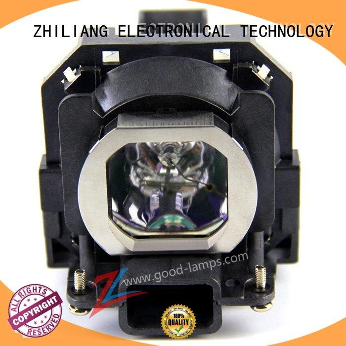 Goodlamps good to use projector lamp panasonic factory price for government project