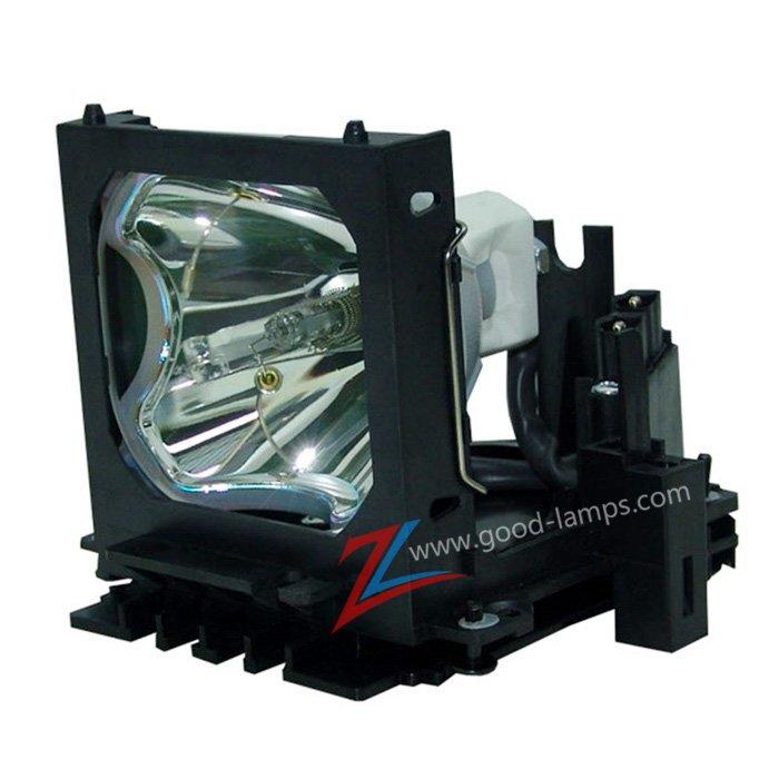 Power by Ushio Replacement Lamp Assembly with Genuine Original OEM Bulb Inside for HITACHI CP-X1250J Projector