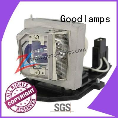Goodlamps clear optoma projector bulb at discount for educational Institution (school, trainning,museum)