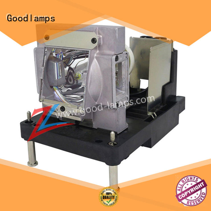 Goodlamps bulb vivitek projector lamp supplier for educational Institution (school, trainning,museum)