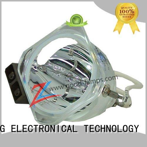 shp110 projector lamp original packing Goodlamps Brand hp projector lamp