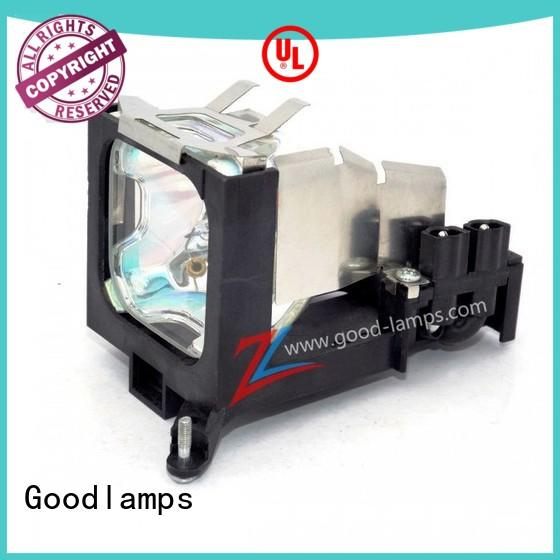 Goodlamps durable replacement projector lamp wholesale for government project