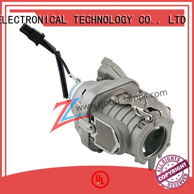 clear projector lamp replacement lamp0286102844627poalmp29 supplier for educational Institution (school, trainning,museum)