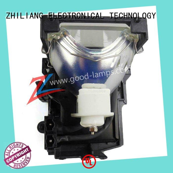 clear projector lamp replacement splamp016dt00601 manufacturing for government project